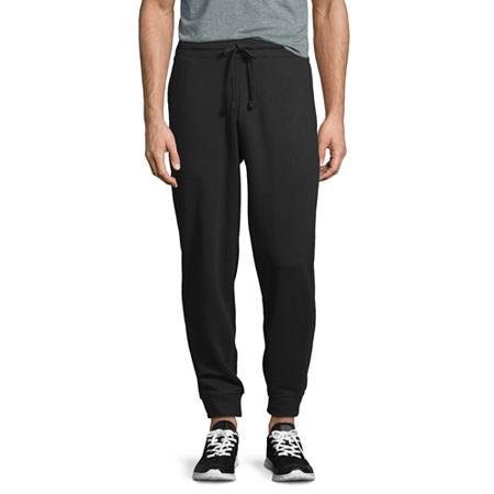 Xersion Mens Regular Fit Jogger Pant, Small , Black