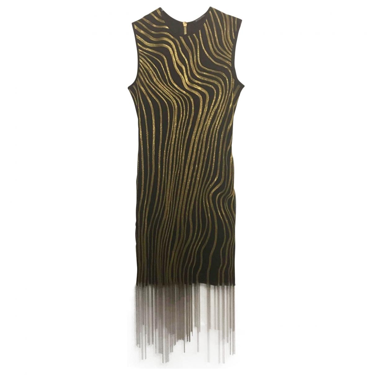 Mini vestido de Seda Balmain