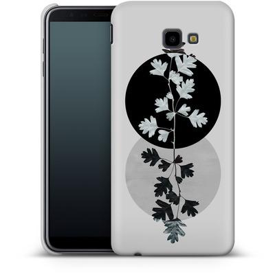Samsung Galaxy J4 Plus Smartphone Huelle - Geometry and Nature 2 von Mareike Bohmer