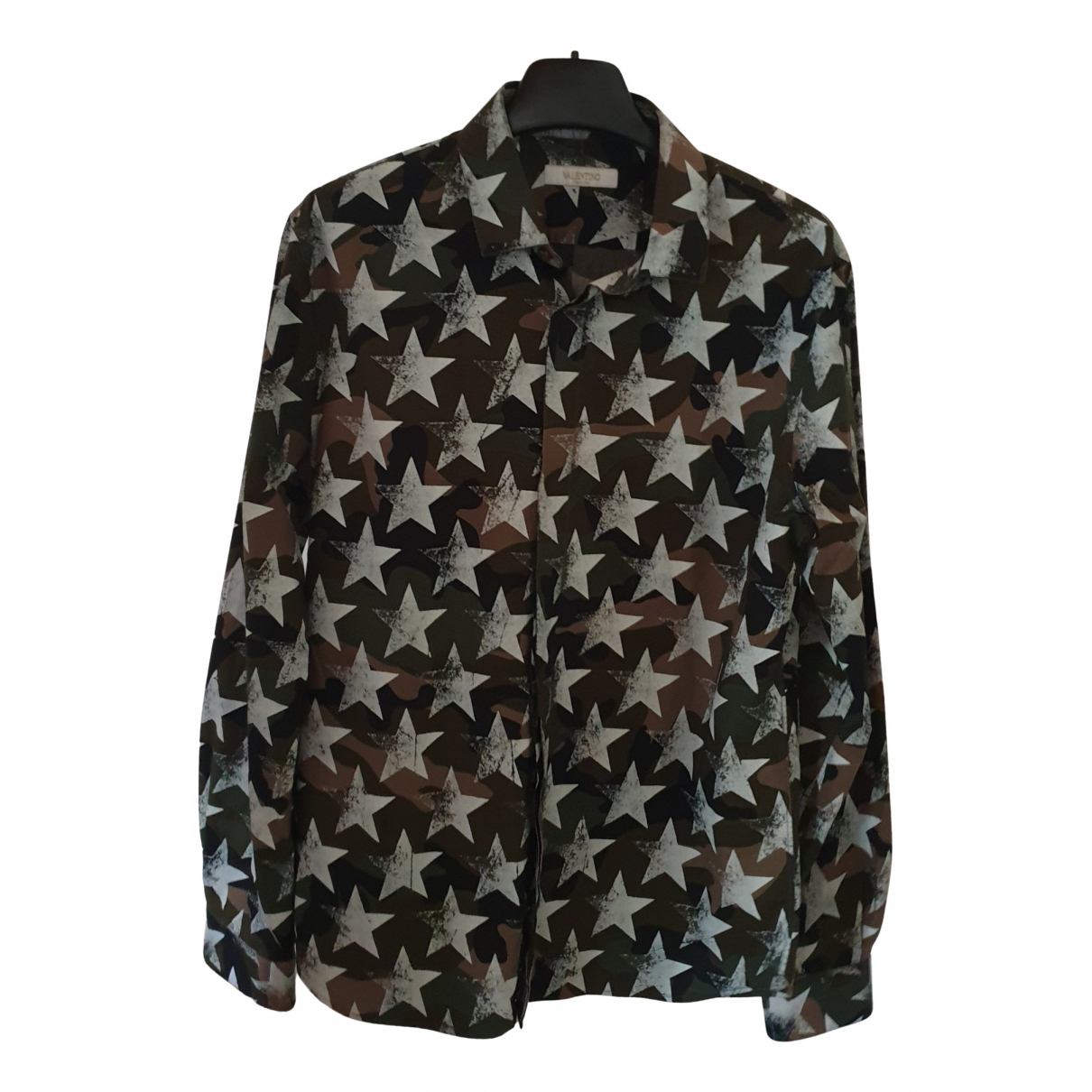 Valentino Garavani - Chemises   pour homme en coton - multicolore