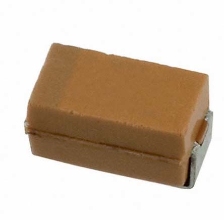 AVX Tantalum Capacitor 68μF 10V dc Electrolytic Solid ±10% Tolerance , TPS (500)