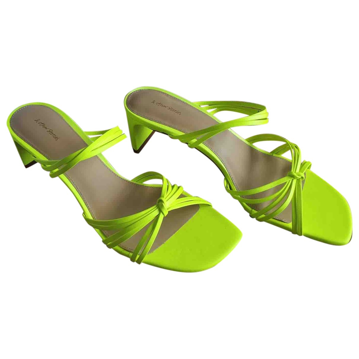 & Stories \N Fur Sandals for Women 39 EU