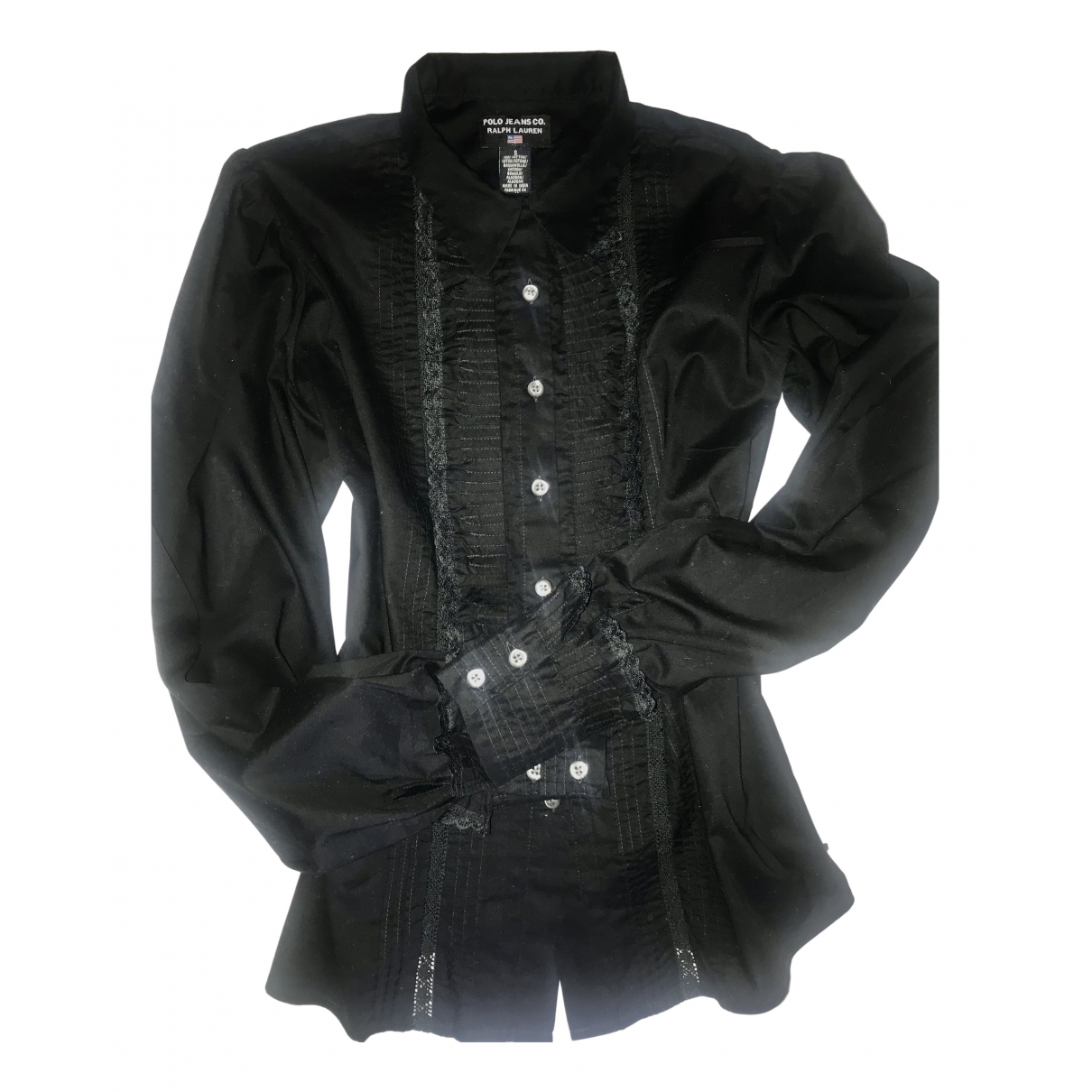 Polo Ralph Lauren N Black Cotton  top for Women S International