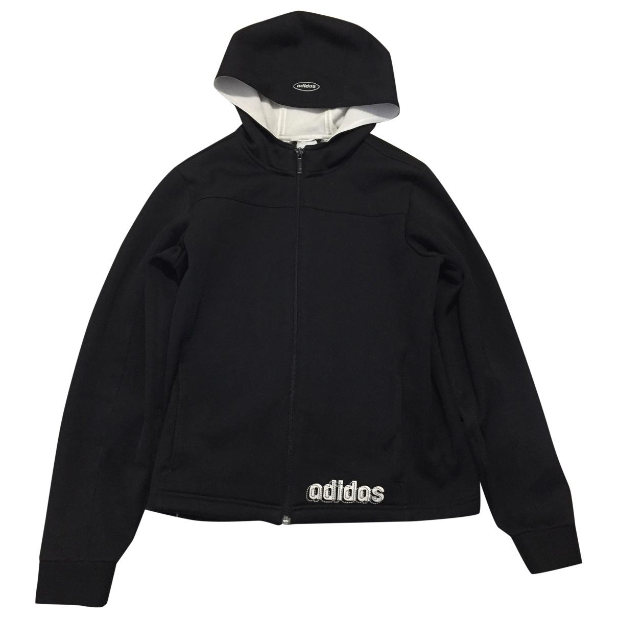 Adidas N Black Knitwear for Women 38 FR