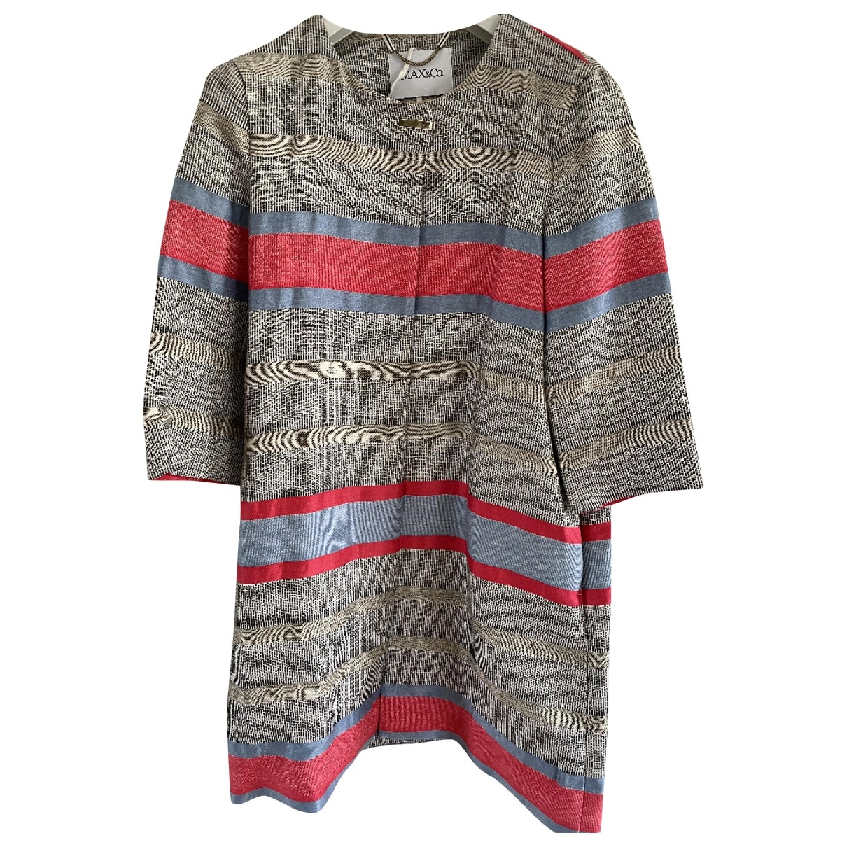 Max & Co \N Cotton coat for Women 36 FR
