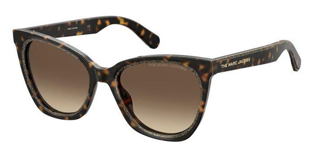 Marc Jacobs MARC 500/S DXH/HA Men's Sunglasses Tortoise Size 54