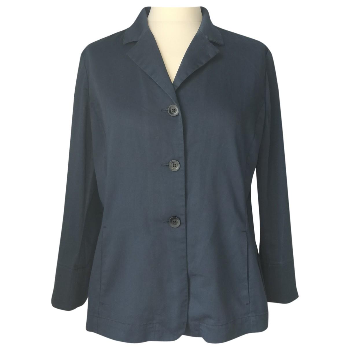 Pablo \N Blue Cotton jacket for Women 38 FR