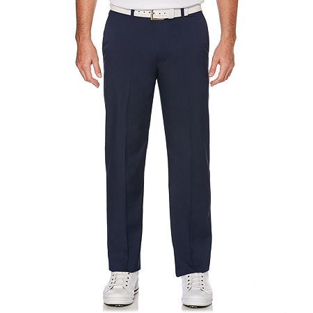 PGA TOUR Motionflux 360 Mens Classic Fit Golf Pant, 30 32, Blue