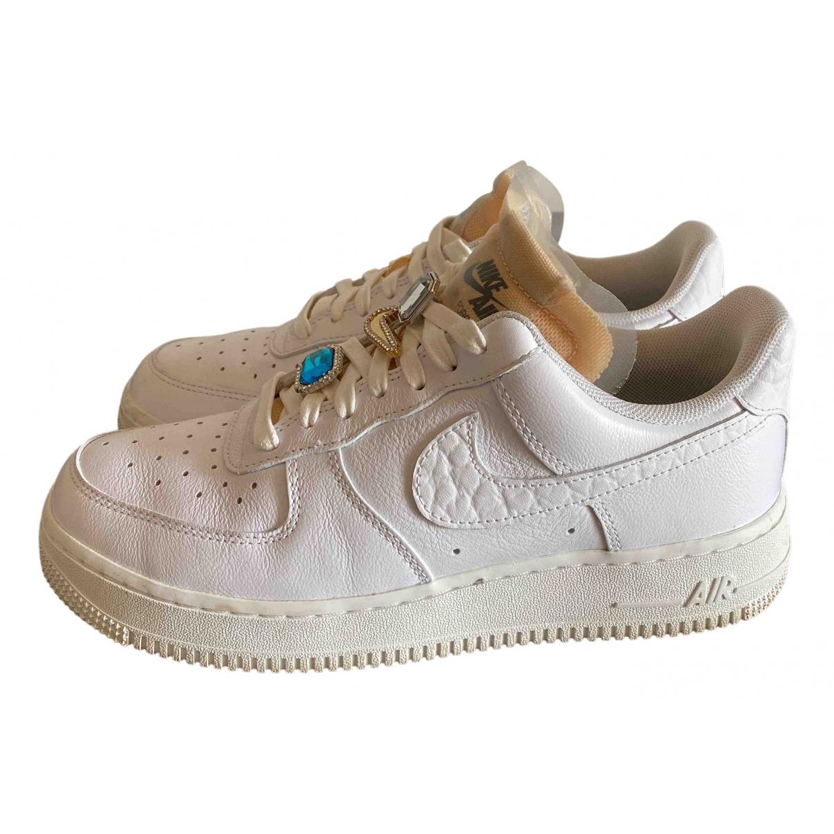 Deportivas Air Force 1 de Charol Nike