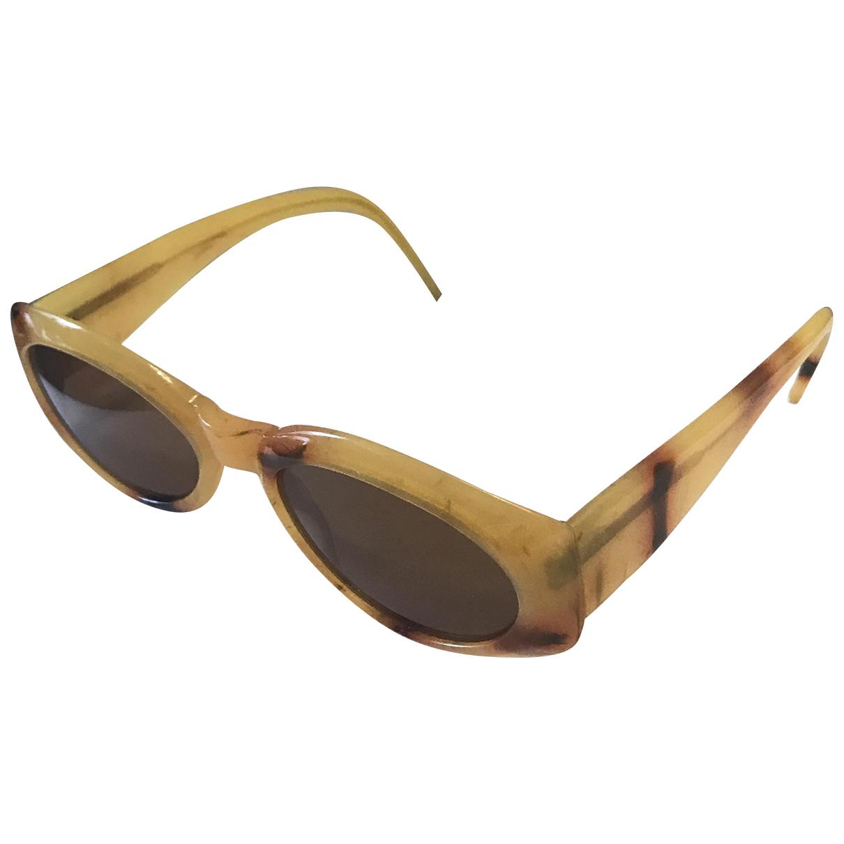 Gianfranco Ferré N Yellow Sunglasses for Women N