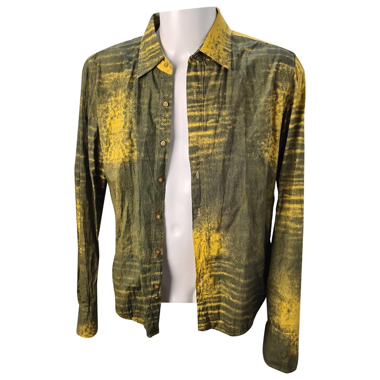 Camisas Roberto Cavalli