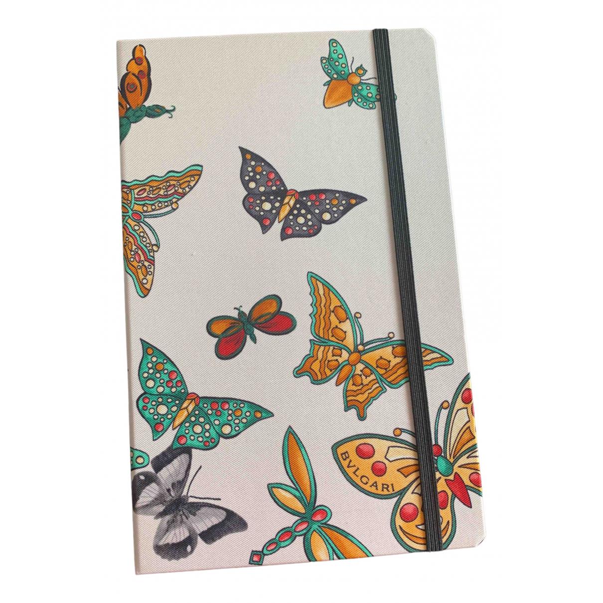 Bvlgari - Objets & Deco   pour lifestyle en soie - multicolore