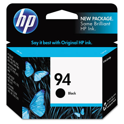 HP 94 C8765WN Original Black Ink Cartridge