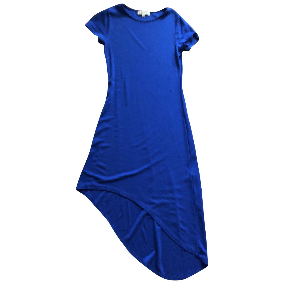 Michael Kors \N Blue Cotton dress for Women S International