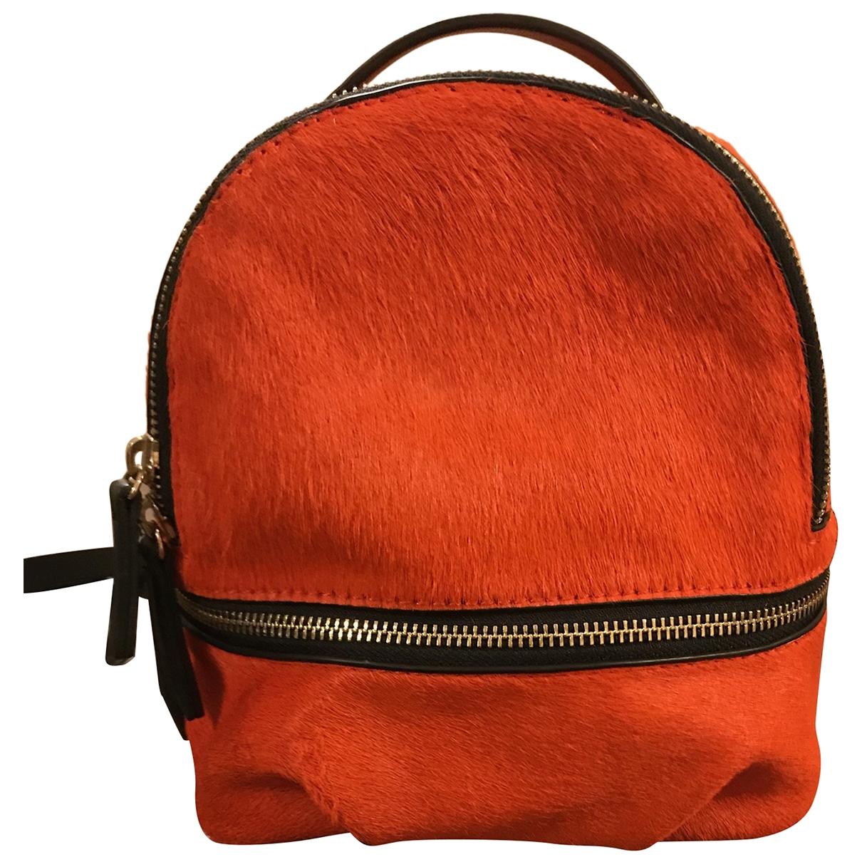 Zara - Sac a dos   pour femme - orange