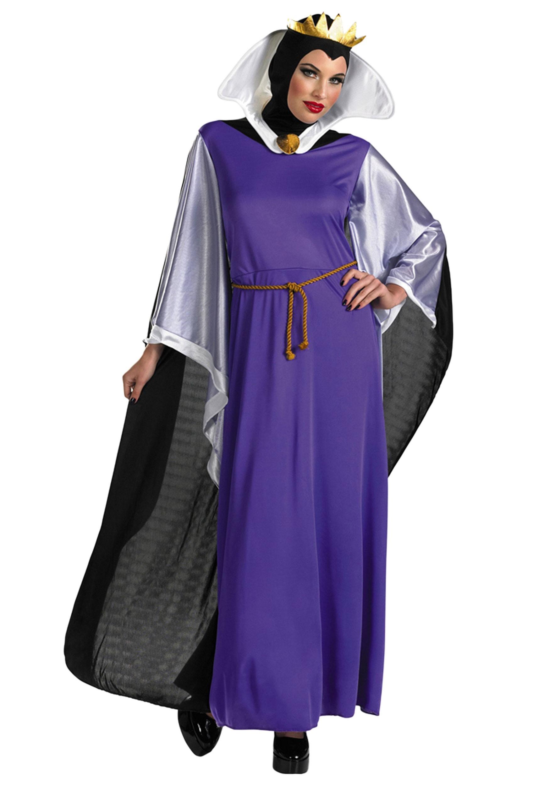 Women's Evil Queen Costume
