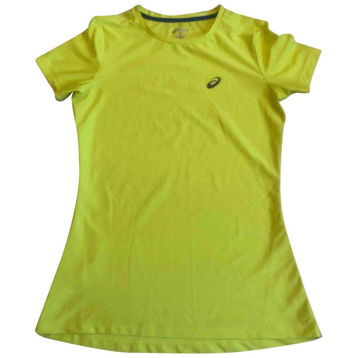 Asics \N Yellow  top for Women XS International