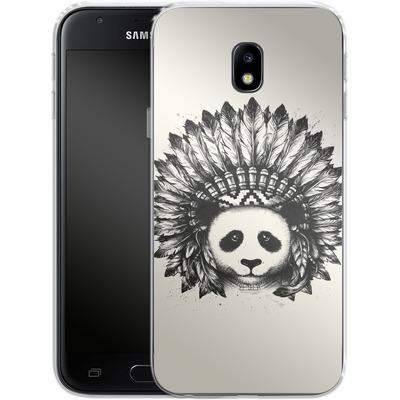 Samsung Galaxy J3 (2017) Silikon Handyhuelle - Mixed Identity von Enkel Dika