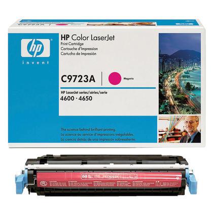 HP 641A C9723A Original Magenta Toner Cartridge