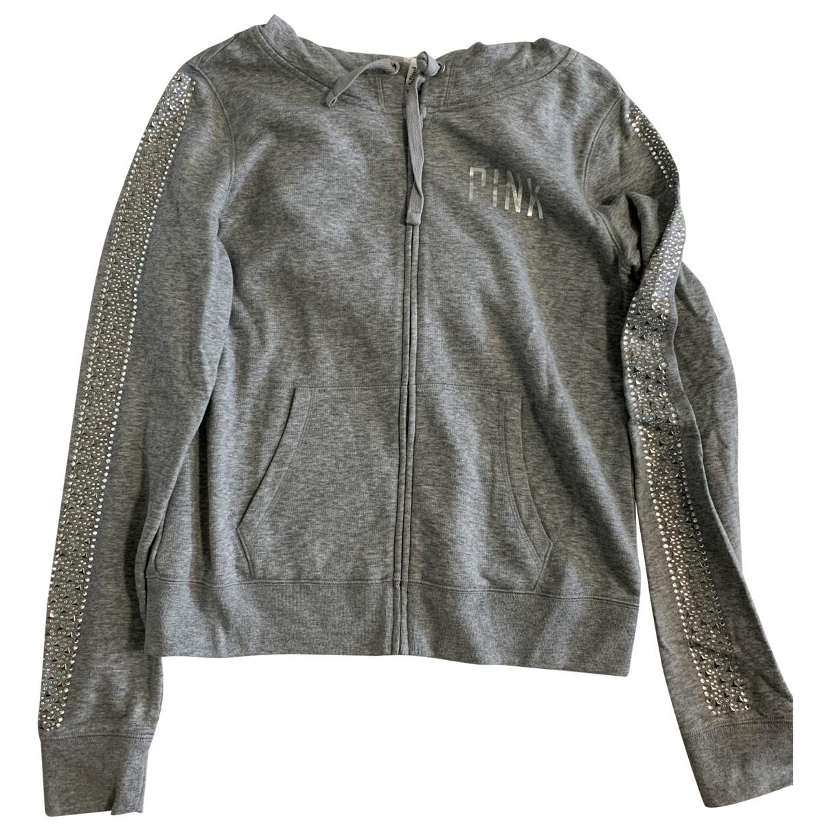 - Manteau   pour femme en coton - gris