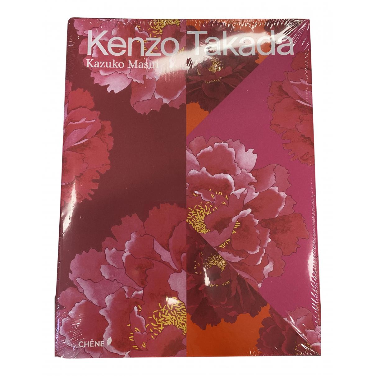 Kenzo N Pink Fashion for Life & Living N