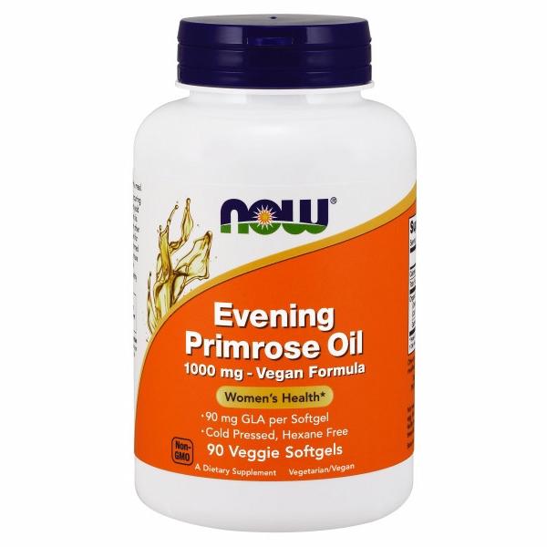 Evening Primrose Oil 90 Veg Softgels by Now Foods
