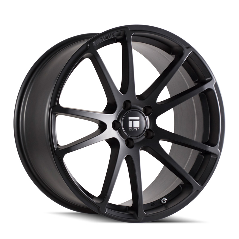 Touren TF03 3503 Matte Black 17x7.5 5x112 40mm 66.56mm Wheel