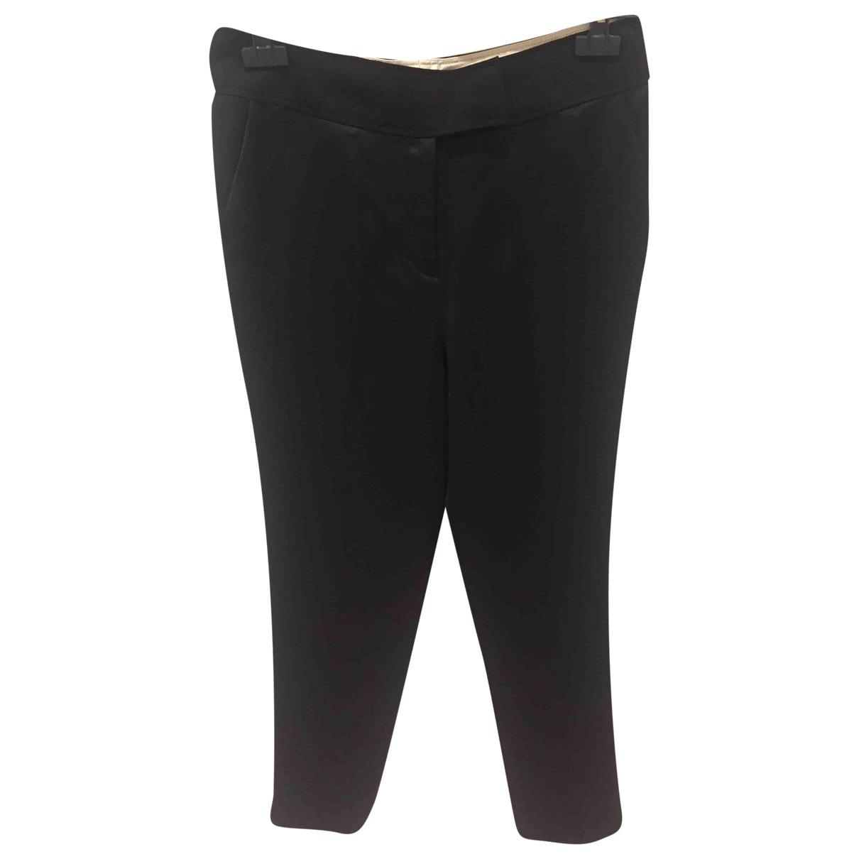 By Malene Birger \N Black Trousers for Women 38 FR