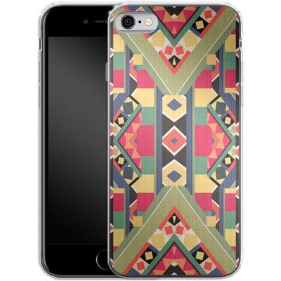 Apple iPhone 6s Silikon Handyhuelle - BOLD von Bianca Green