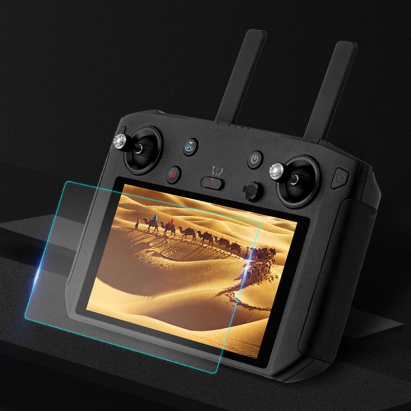 9H 5.5in Tempered Glass Screen Protective Film for DJI MAVIC 2 Smart Remote Controller