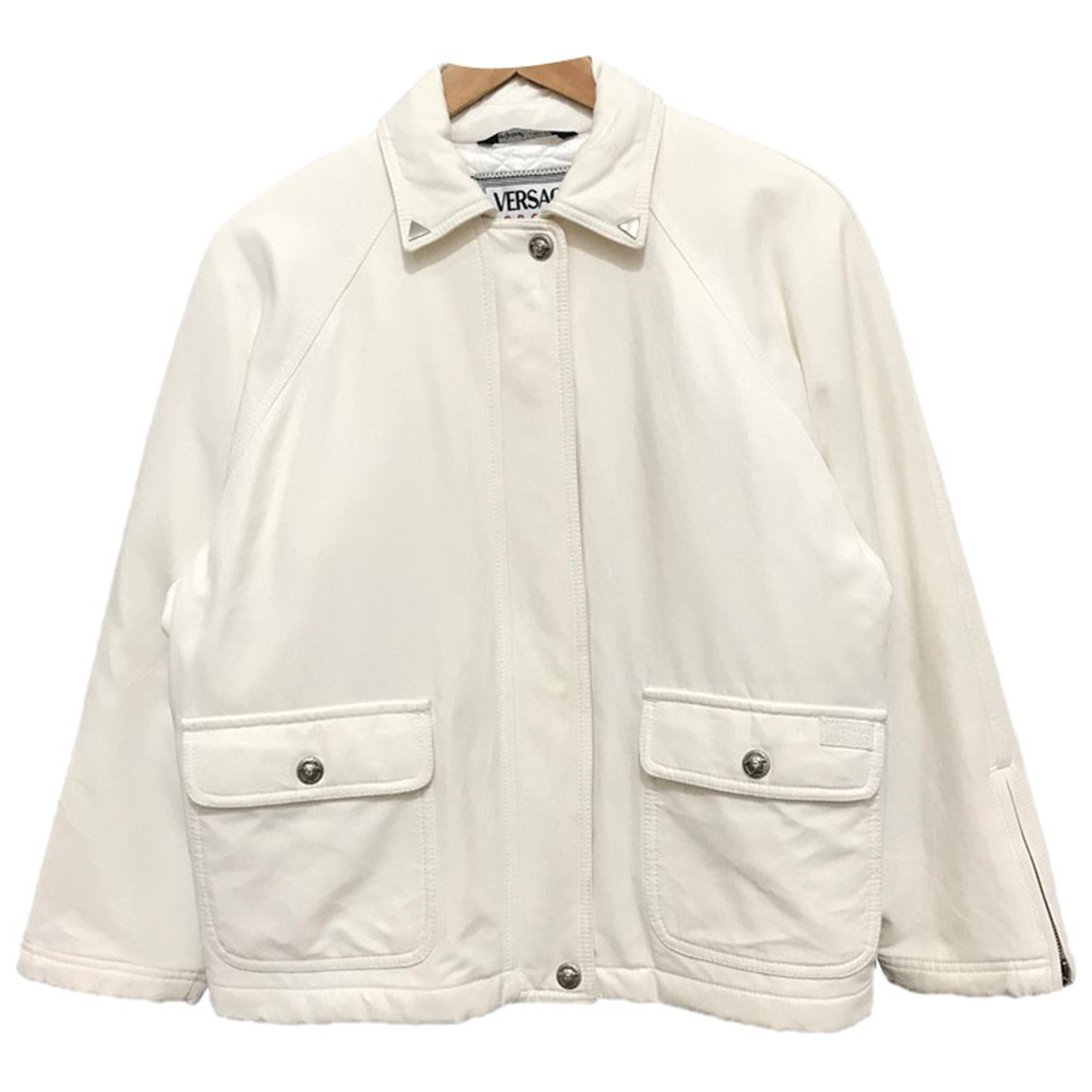 Versace Jeans \N White jacket  for Men M International