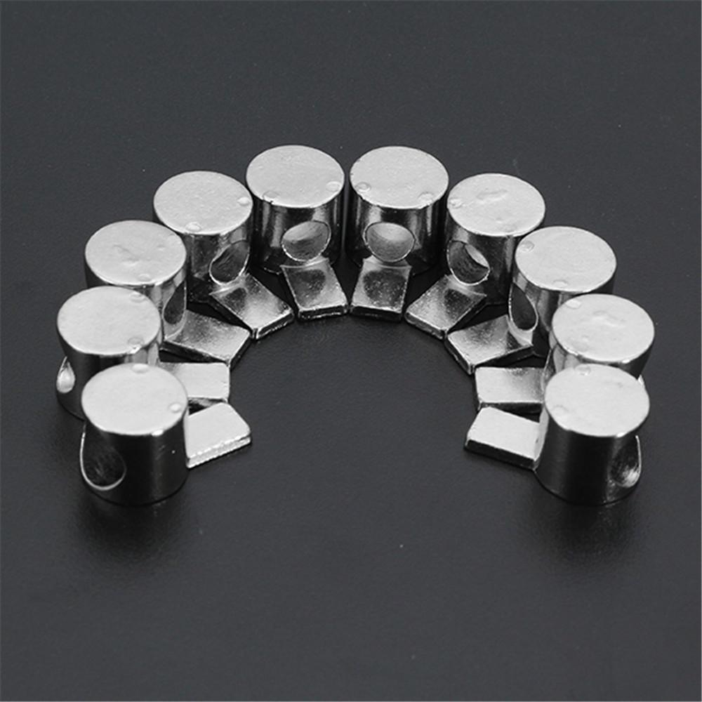 Machifit 10pcs Aluminum Profile Aluminum Extrusion Accessories Inside Corner Connector Bracket for 3030 Series