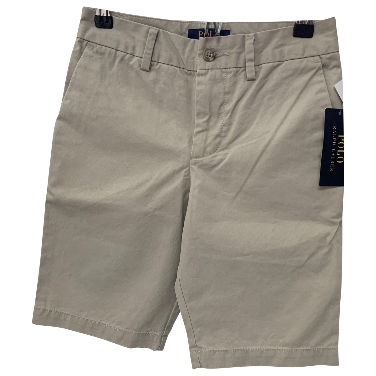 Polo Ralph Lauren \N Beige Cotton Shorts for Kids 8 years - until 50 inches UK