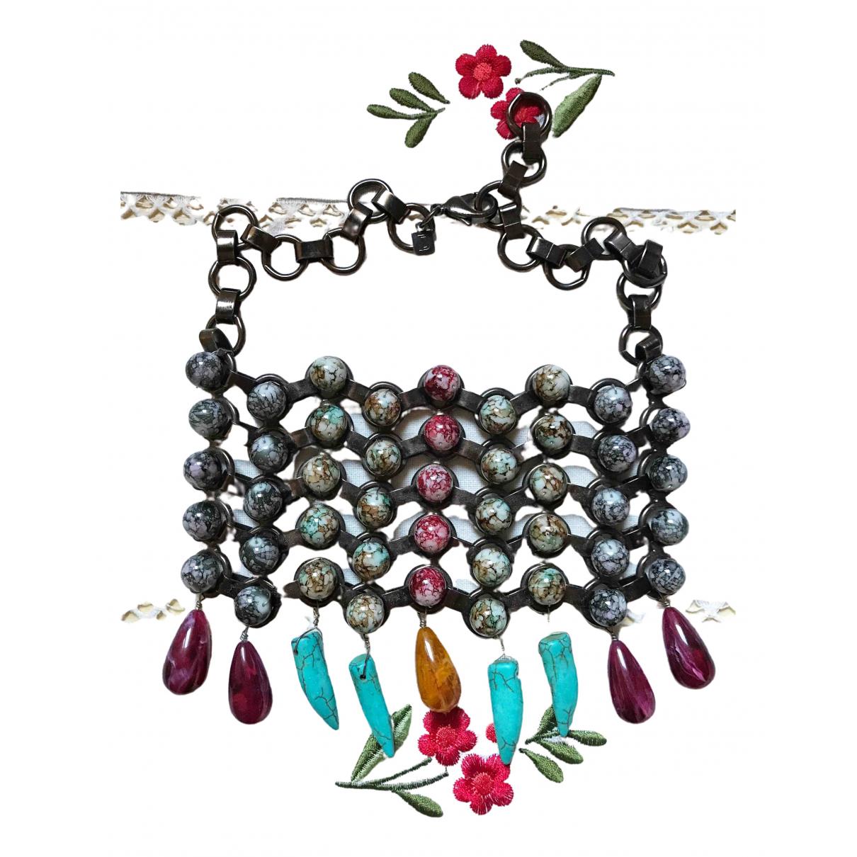 Dannijo - Collier   pour femme en metal - multicolore