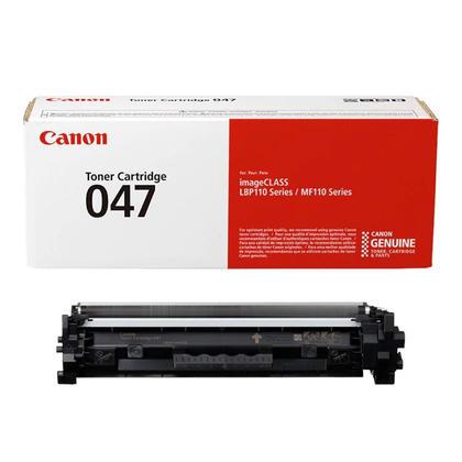 Canon 047 2164C001AA Original Black Toner Cartridge