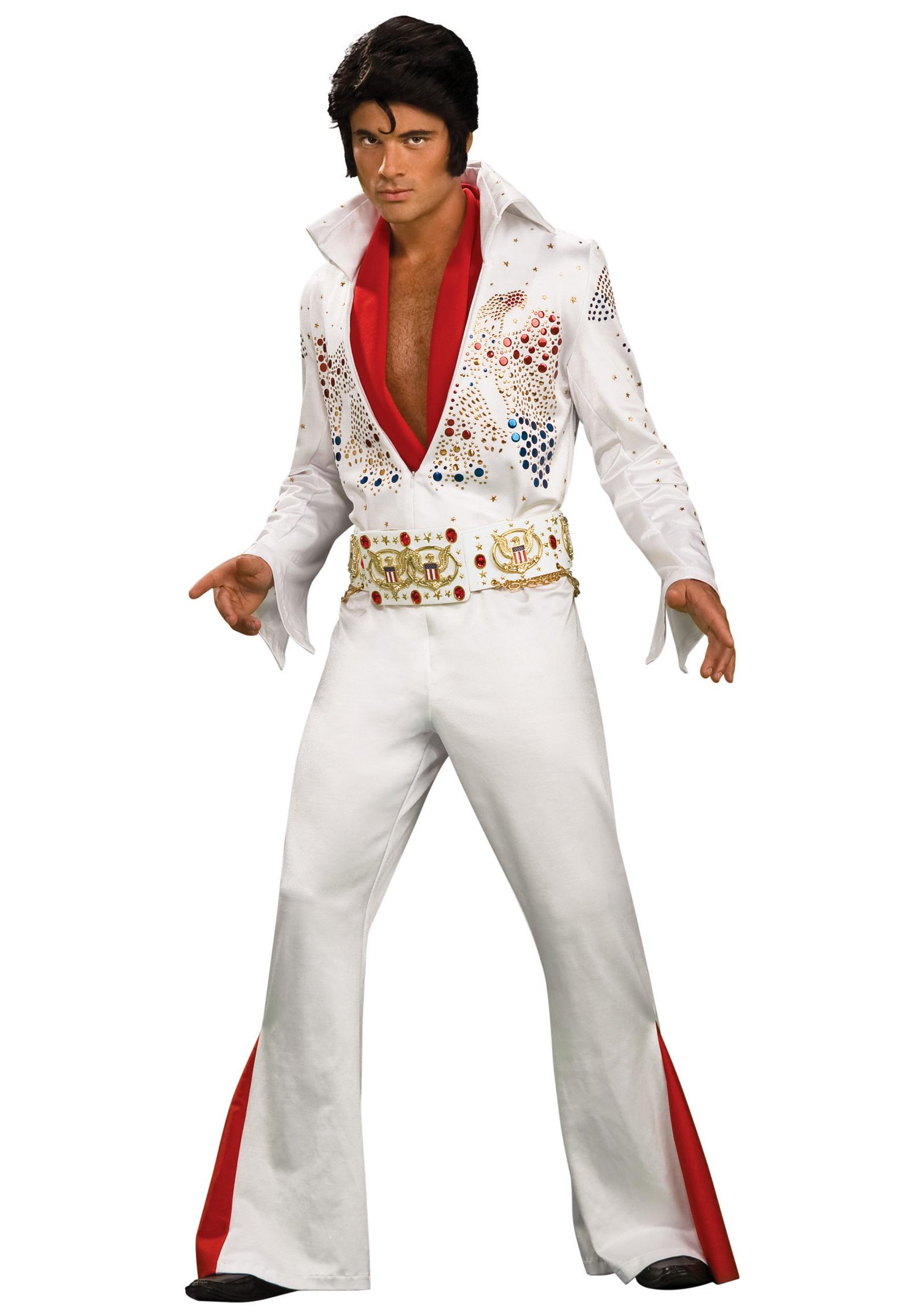 Grand Heritage Elvis Costume for Men