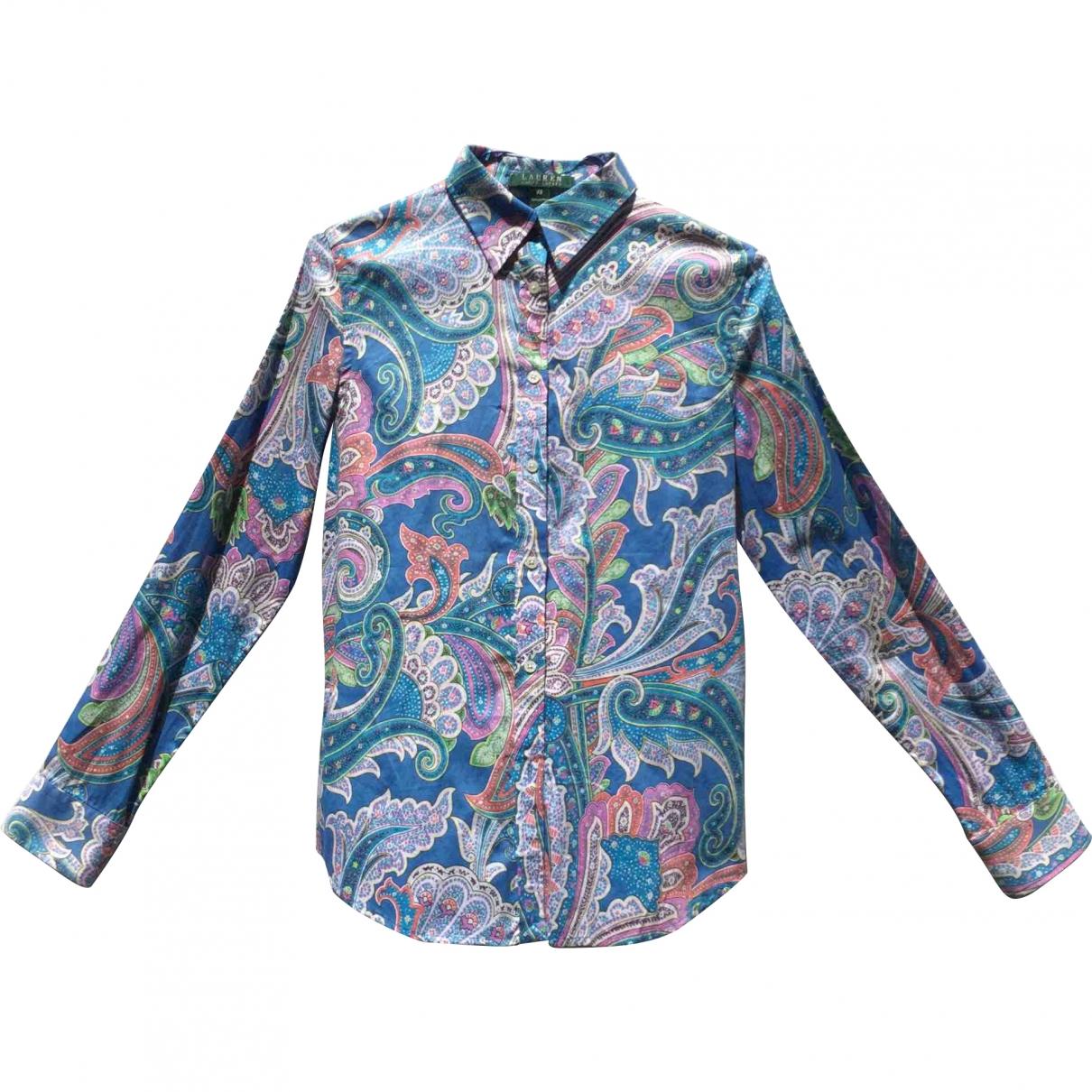 Lauren Ralph Lauren \N Multicolour Cotton  top for Women XS International
