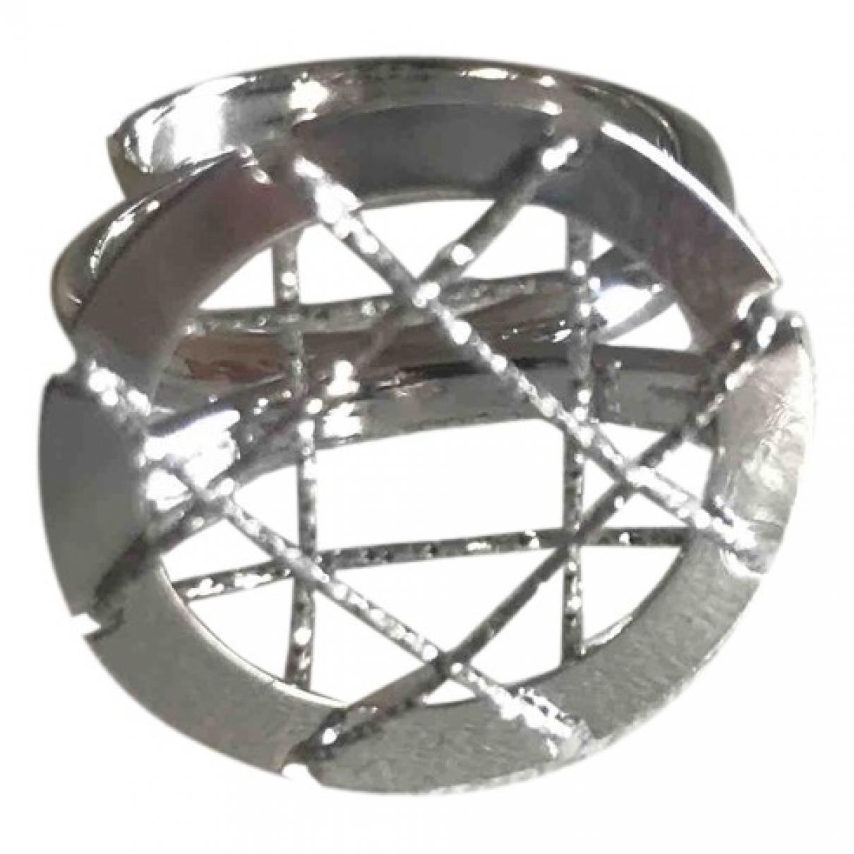 Stroili \N Ring in  Metallic Metall