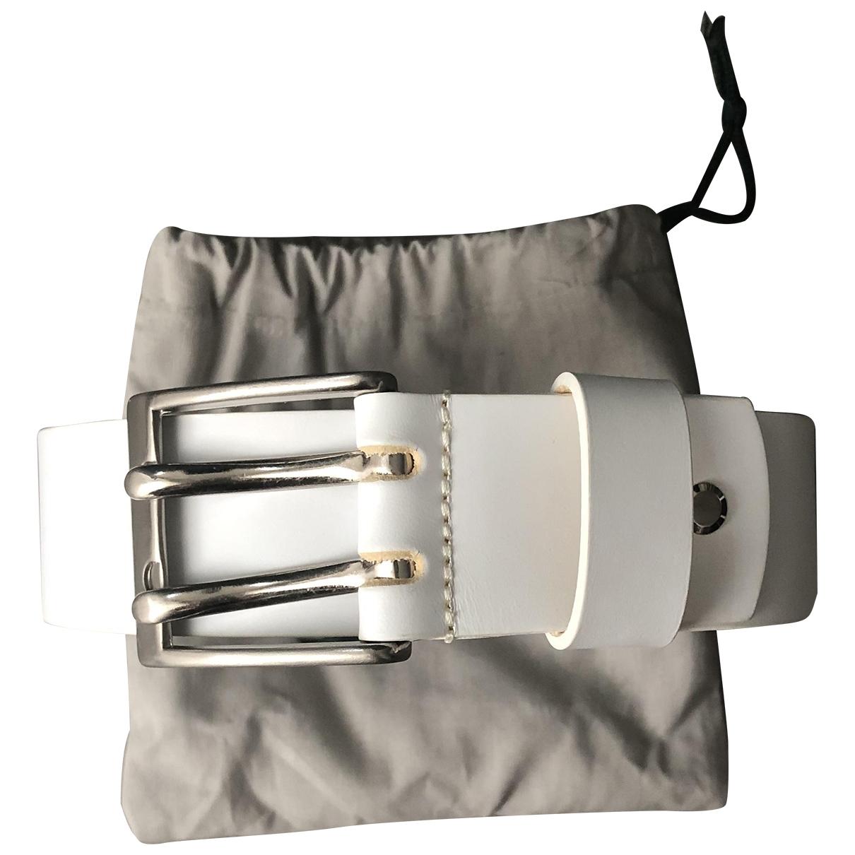 Cinturon de Cuero Paraboot