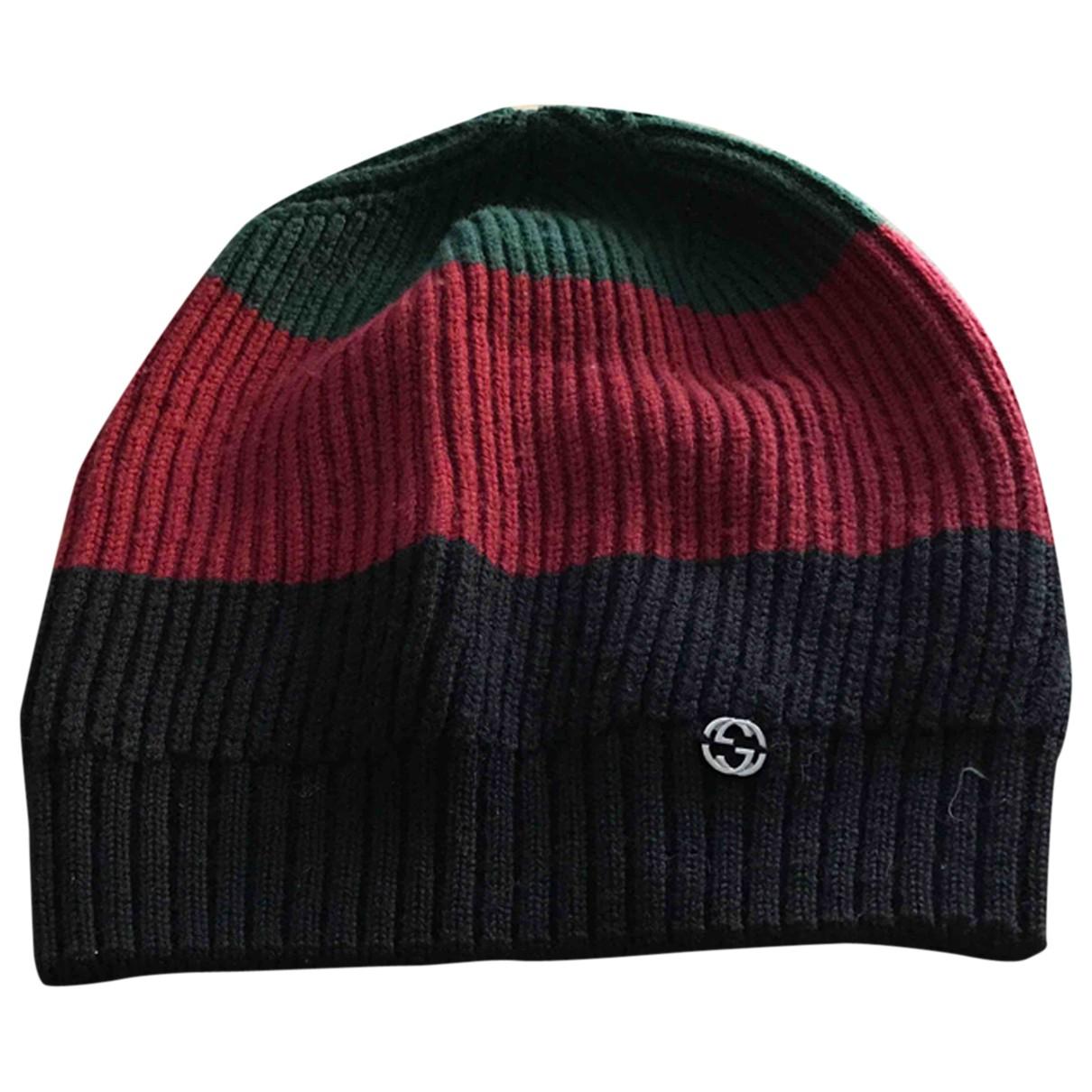 Sombrero / gorro de Lana Gucci