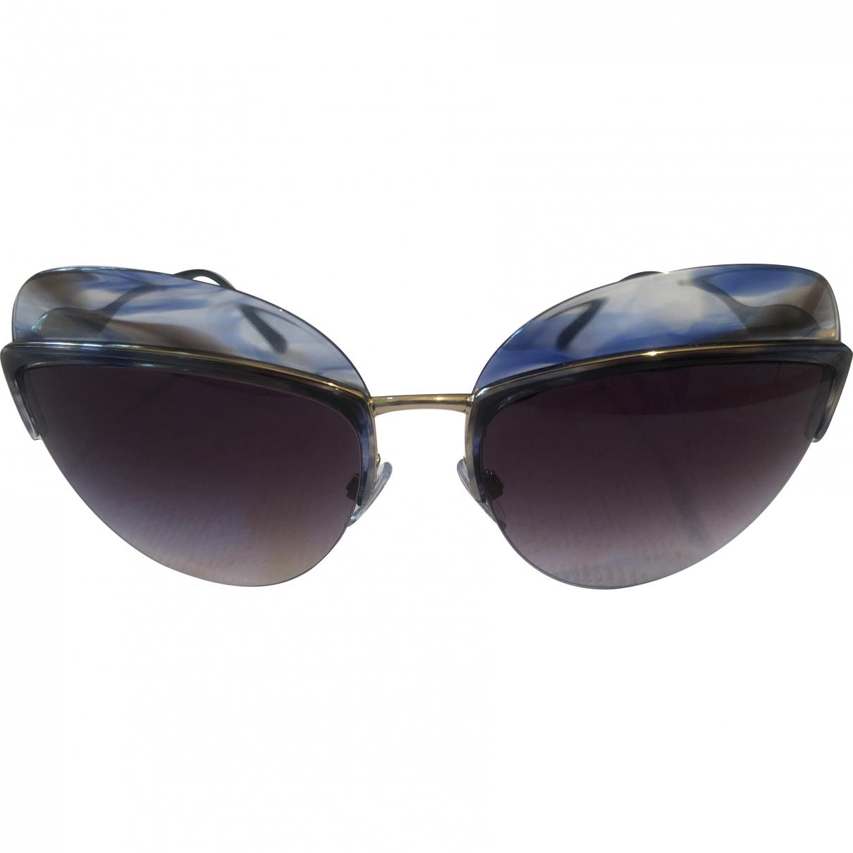 Giorgio Armani \N Blue Sunglasses for Women \N