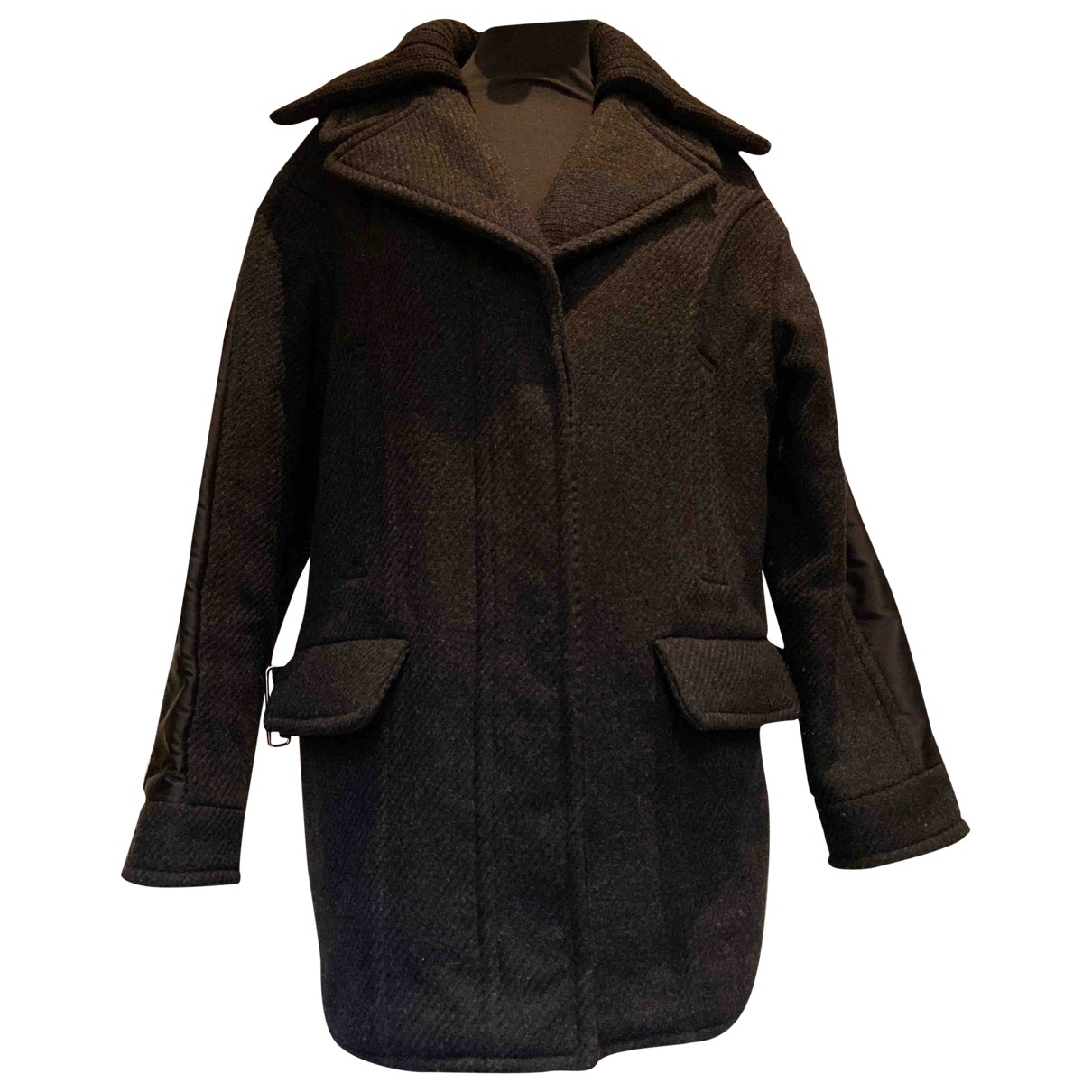 Prada \N Grey Wool jacket for Women 38 IT