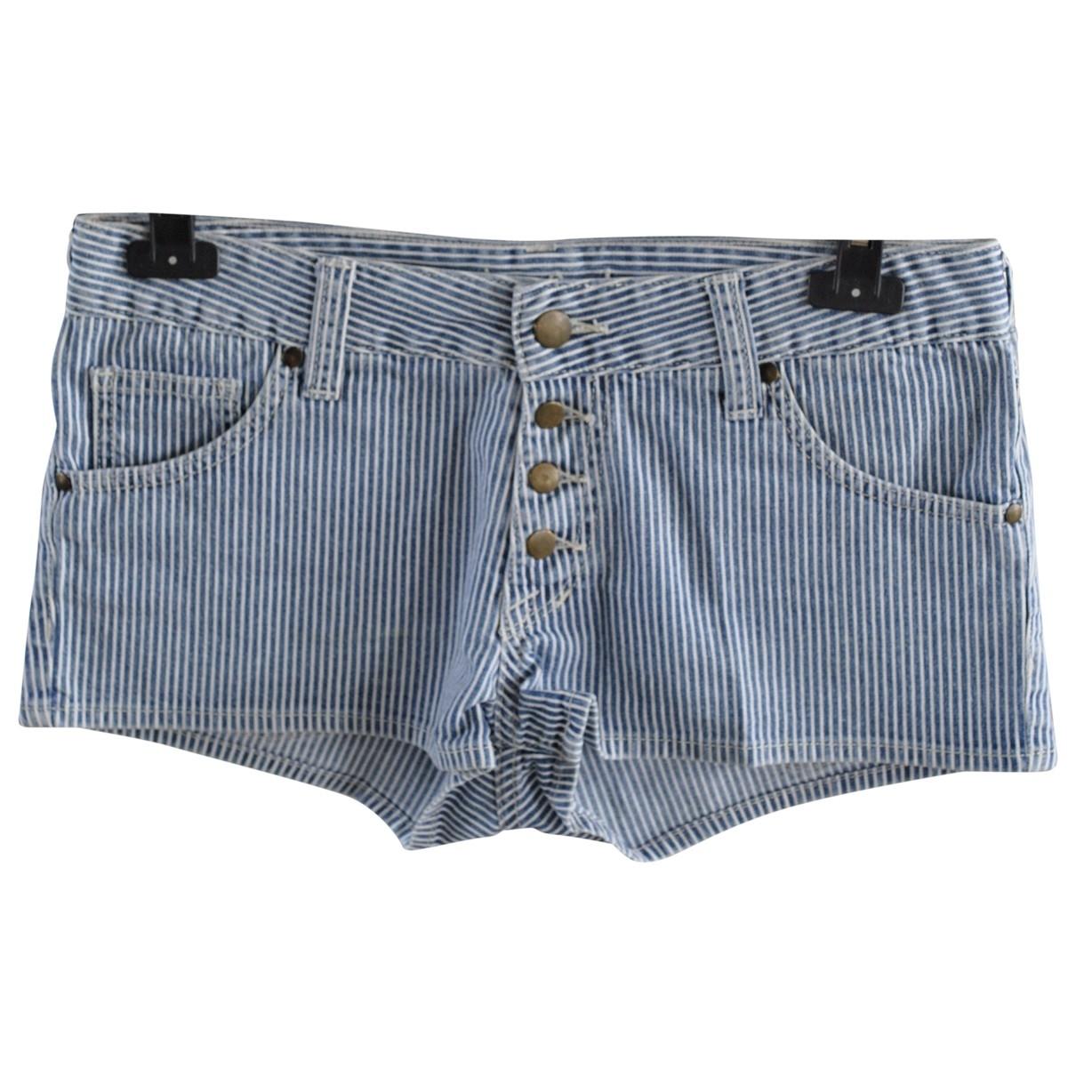 Ba&sh \N Shorts in Baumwolle - Elasthan