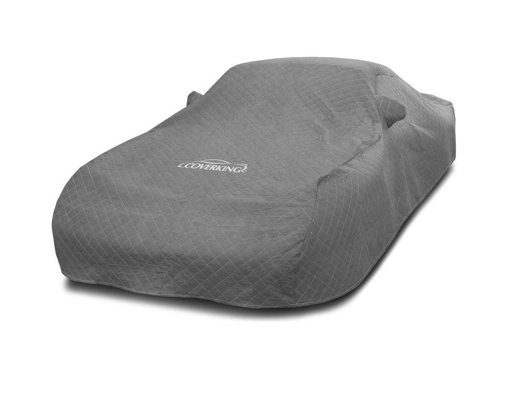 Coverking CVC5MV78CH10076 CVC5MV78 Moving Blanket Grey Custom Car Cover Chevrolet Colorado 15-21