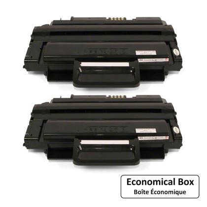 Compatible Samsung MLT-D209L cartouche de toner noire haute capacite - boite economique - 2/paquet