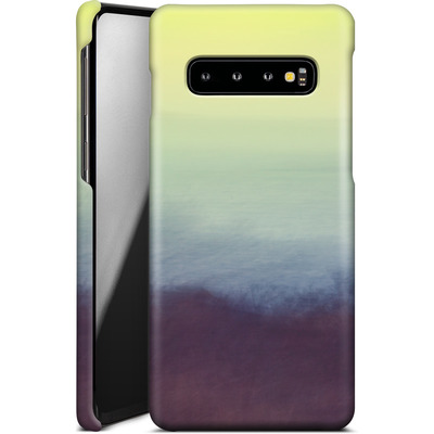 Samsung Galaxy S10 Smartphone Huelle - Sea and Sky von Joy StClaire