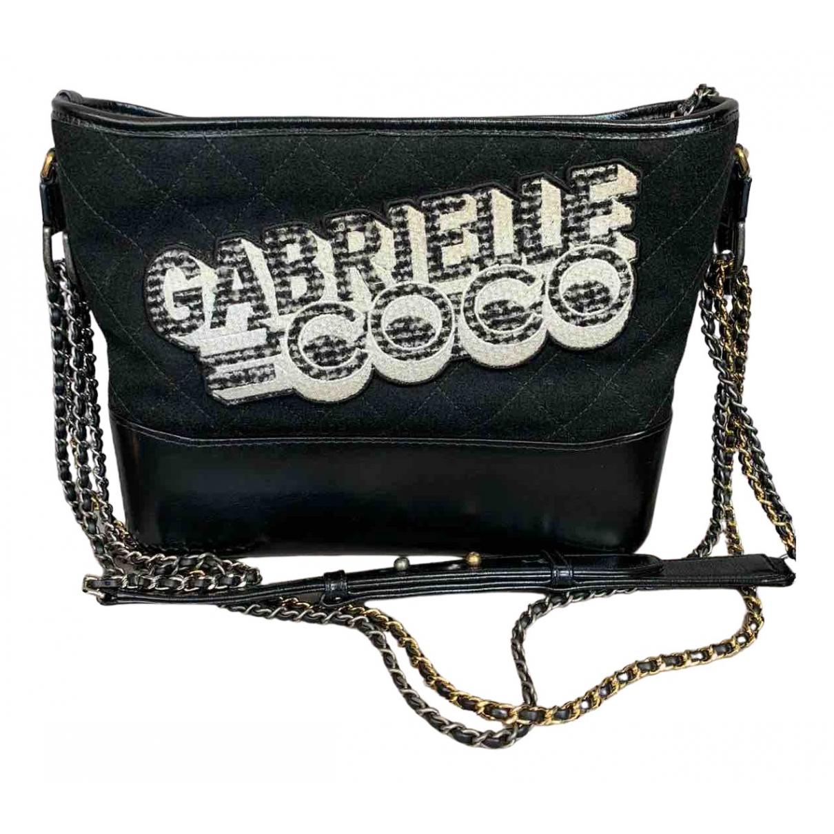 Chanel - Sac a main Gabrielle pour femme en cuir - multicolore