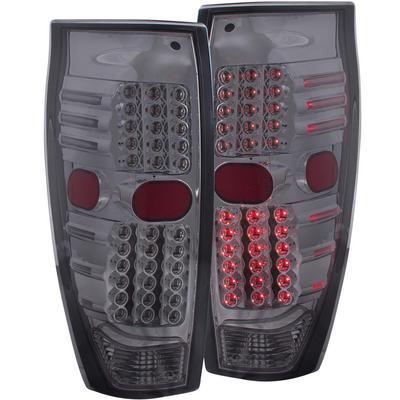 Anzo LED Tail Lights (Smoke) - 311152