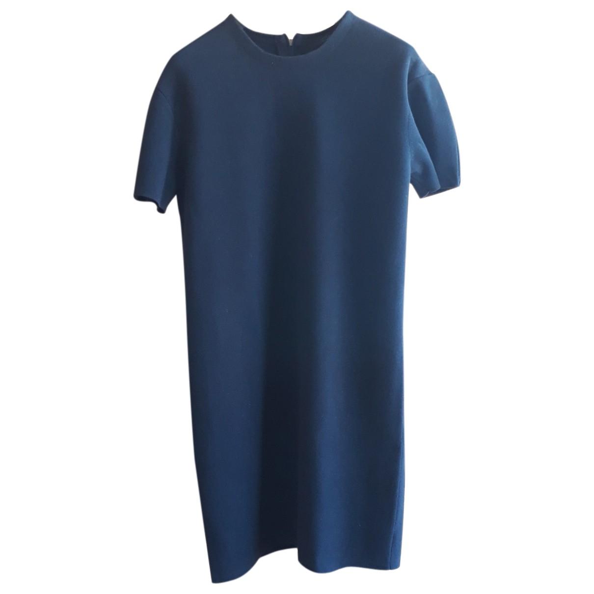 Cos N Blue Cotton dress for Women XS International
