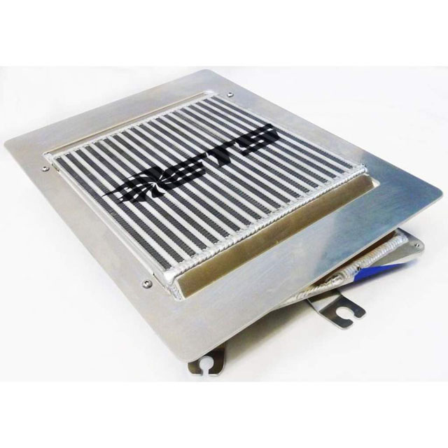 ETS 07-09 Mazda Speed 3 | 6 Gen 1 Intercooler Silver With Logo